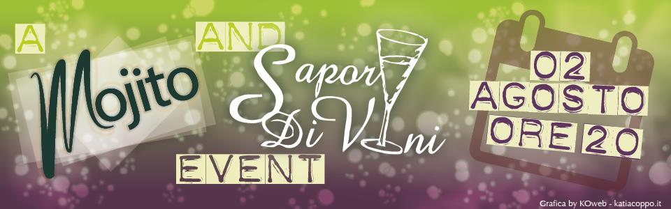 Locandina evento Sapori di Vini - Sedilis